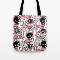 The Blood Offering Tote Bag