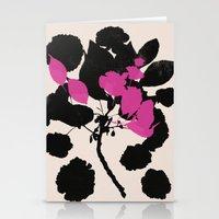 Cherry Blossom 1  Stationery Cards