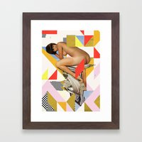 ODD 001 Framed Art Print