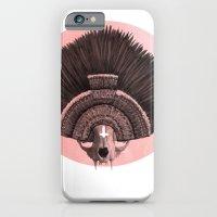 iPhone & iPod Case featuring ::headdress:: by eve orea