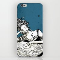 Calliope, The Muse of Epic Poetry iPhone & iPod Skin