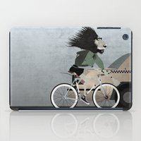 Alleycat Races iPad Case