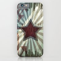 iPhone & iPod Case featuring Five Star Fail. by Digi Treats 2