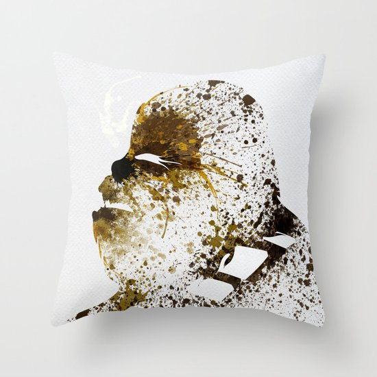 Chewi Throw Pillow