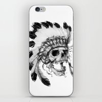 Wild, Wild West iPhone & iPod Skin