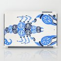 Blue Scorpion iPad Case
