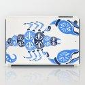 Blue Scorpion iPad Case