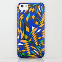 iPhone 5c Cases featuring Wild Energy by Danny Ivan