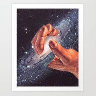 Holding On Art Print