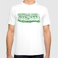 T-shirt featuring Sad Row by Eric Fan