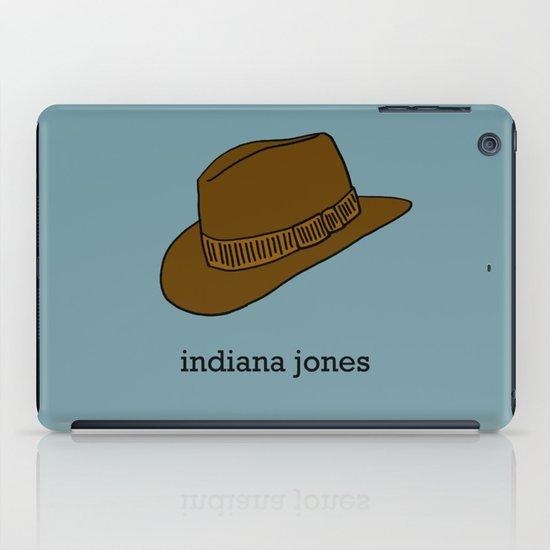 Indiana Jones iPad Case