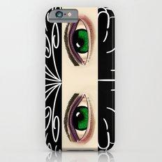 Reverse Masquerade iPhone 6 Slim Case