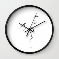 Kiss/beso/kuss/baiser/beijo/ Wall Clock