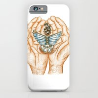 iPhone & iPod Case featuring Capture by Theresa Avery