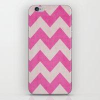 Candy Stripe iPhone & iPod Skin