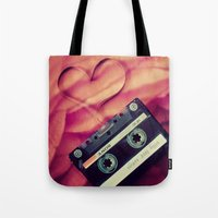 Silly Love Songs Tote Bag
