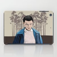 Stranger things - Eleven iPad Case