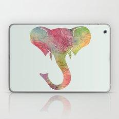 Rainbow Elephant Laptop & iPad Skin