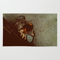 Waiting (2012 Version) Rug