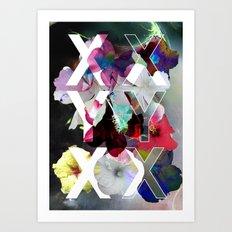 XXYYXX Art Print