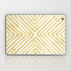 Gilded Bars Laptop & iPad Skin
