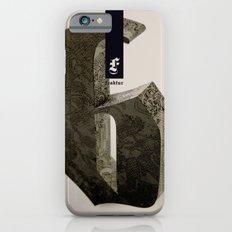 Blackletter iPhone 6 Slim Case