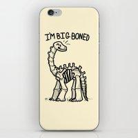 Big Boned iPhone & iPod Skin