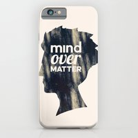 iPhone & iPod Case featuring Mind Over Matter by Prince Arora