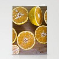 juice  Stationery Cards