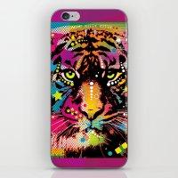 Here Kitty iPhone & iPod Skin