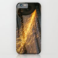 iPhone & iPod Case featuring Like a Firework by lovetoclick
