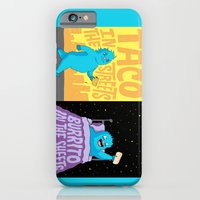 Taco in the streets, Burrito in the sheets. iPhone 6 Slim Case
