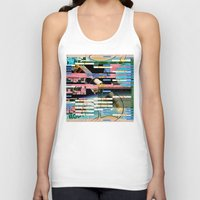 BLUE BALLS (Space is the Place) Unisex Tank Top