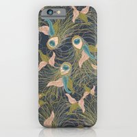 Peacock Feathers And Art… iPhone 6 Slim Case