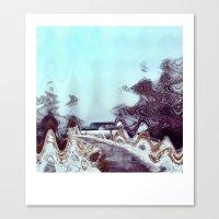 Plastic Nature 1 Canvas Print