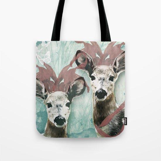 majestic fawn Tote Bag