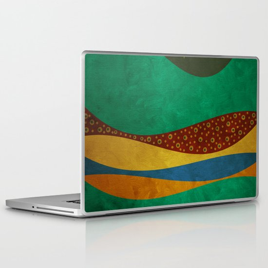 color under the sun (III) Laptop & iPad Skin