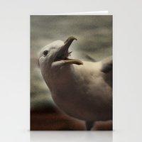 Tom Feiler Seagull Stationery Cards