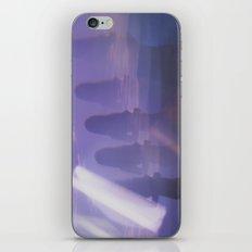Evening Rain iPhone & iPod Skin