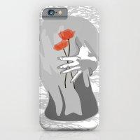 Poppy Back iPhone 6 Slim Case