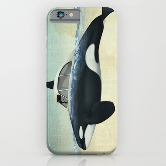 killer car iPhone & iPod Case