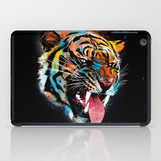 FEROCIOUS TIGER iPad Case