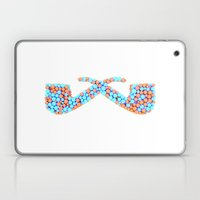Particle Pipes. Laptop & iPad Skin