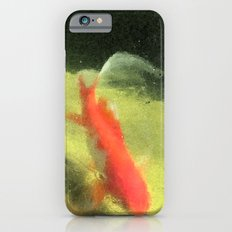 Life under the Ice (Watercolors version) iPhone 6 Slim Case