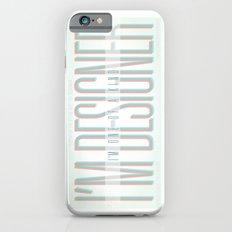I'm Designer iPhone 6s Slim Case