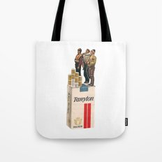 Onward and Upward Tote Bag