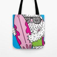 SeaSquatch Tote Bag