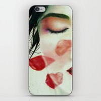 Head Wounds iPhone & iPod Skin