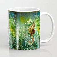 Seahorse Tropical Ocean … Mug