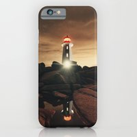Glow of the Street iPhone 6 Slim Case